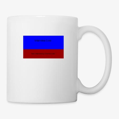 interview live 2 - Coffee/Tea Mug