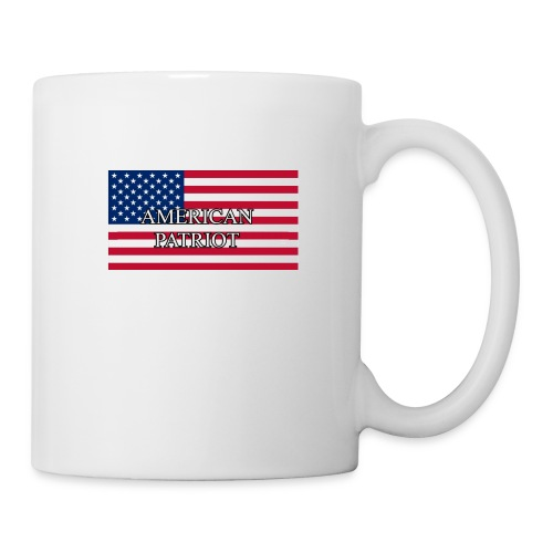 American Patriot - Coffee/Tea Mug