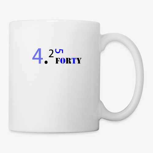 Logo 2 - Coffee/Tea Mug