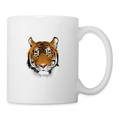 Tiger - Coffee/Tea Mug