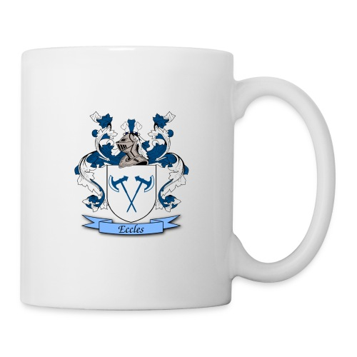 Eccles Family Crest - Coffee/Tea Mug