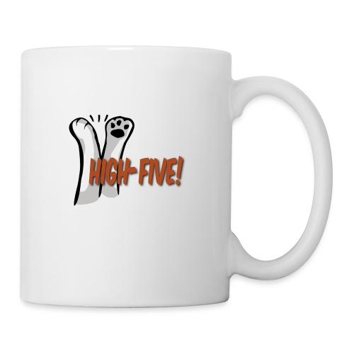 hi5 paws - Coffee/Tea Mug