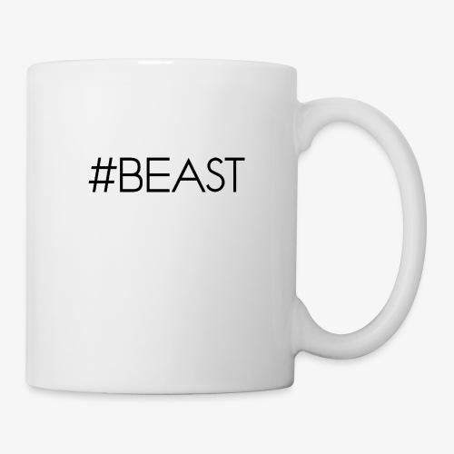 #Beast - Coffee/Tea Mug