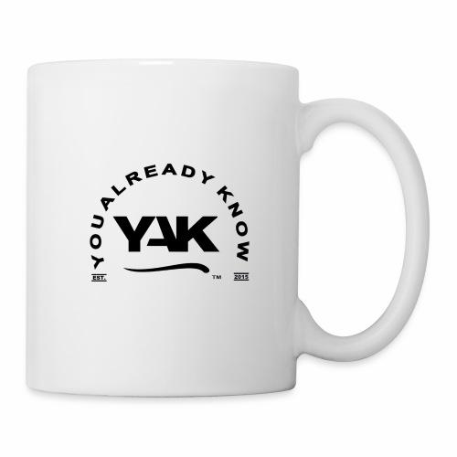 YAK Logos 10 - Coffee/Tea Mug