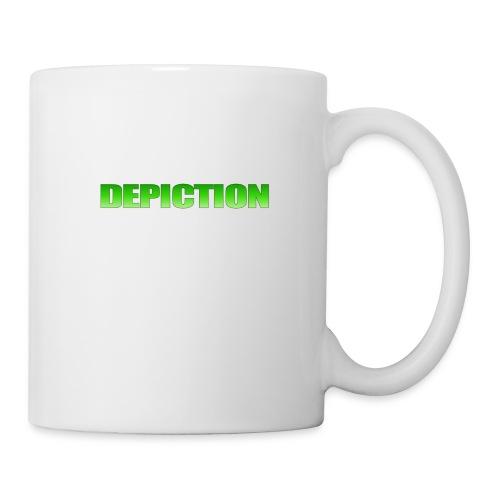 Depiction Impact [GREEN] - Coffee/Tea Mug