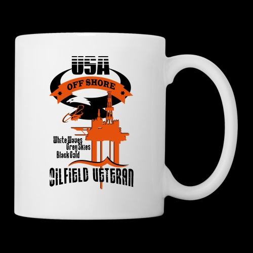 USA Oilfield Veteran - Coffee/Tea Mug