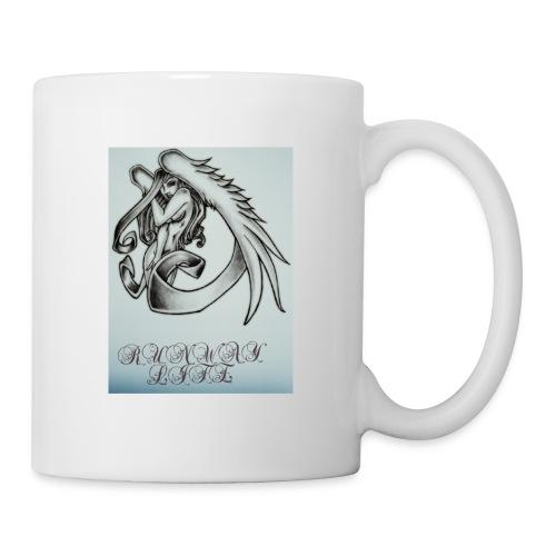 Midnight angel - Coffee/Tea Mug