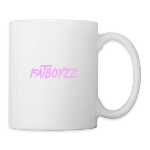 OG FATBOYZ LOGO - Coffee/Tea Mug