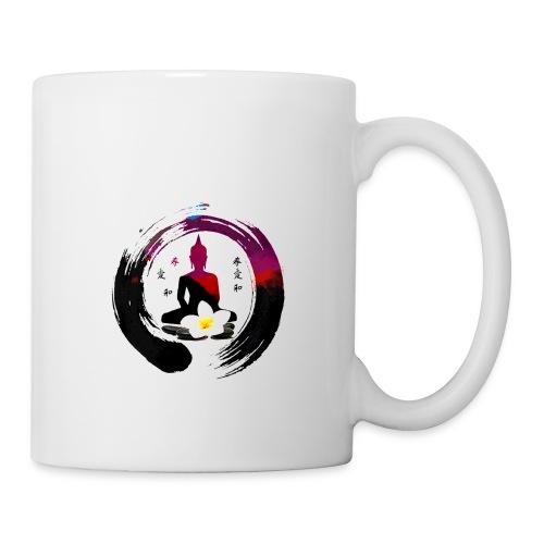 ZEN YOGA MEDITATION BUDDHA - Coffee/Tea Mug
