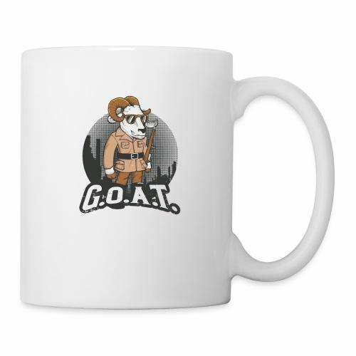 GOAT 2nd Edition - Coffee/Tea Mug