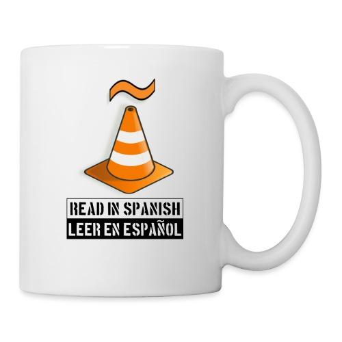 Read in Spanish - Coffee/Tea Mug