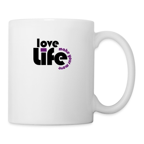 Love Life - Coffee/Tea Mug