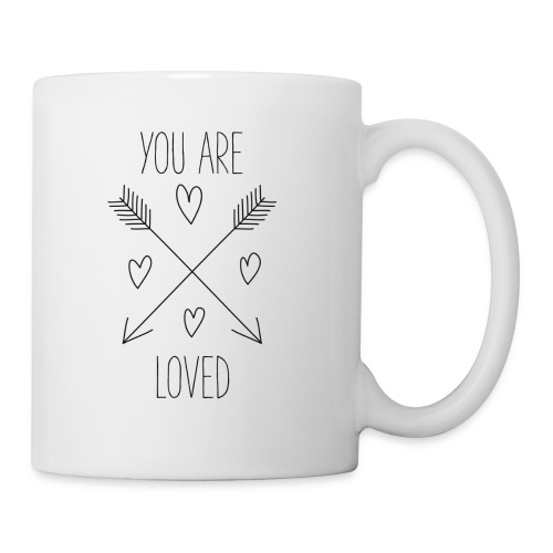You Are Loved - Coffee/Tea Mug
