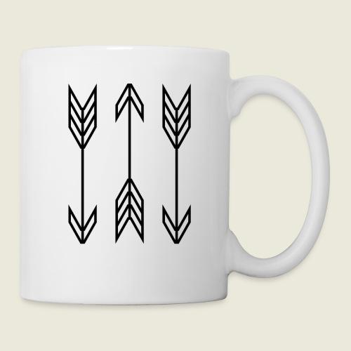 arrow symbols - Coffee/Tea Mug