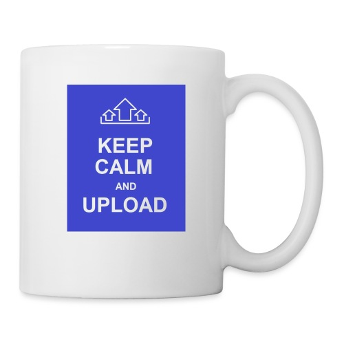 RockoWear Keep Calm - Coffee/Tea Mug
