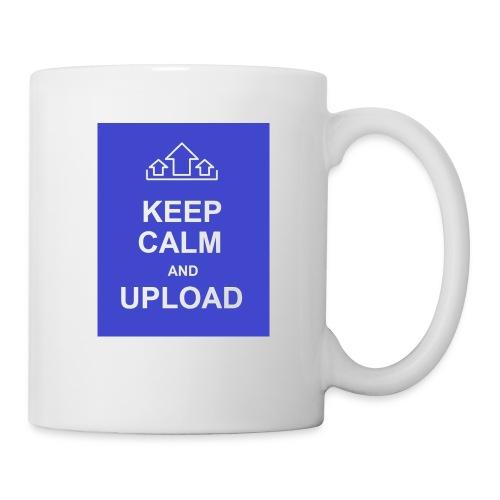 RockoWear Keep Calm - Coffee/Tea Mug