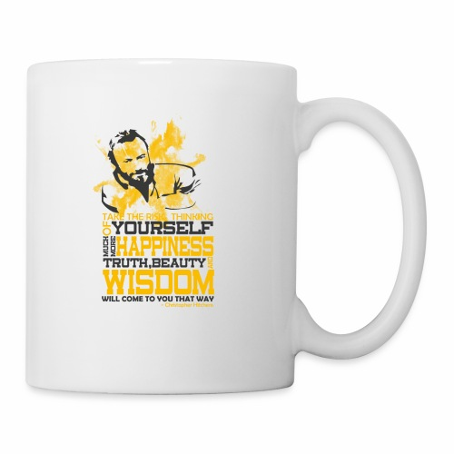 Happiness and Wisdom - Coffee/Tea Mug