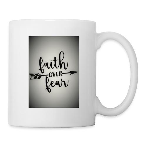 Faith over Fear - Coffee/Tea Mug