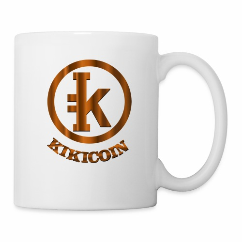 kikicoin new - Coffee/Tea Mug