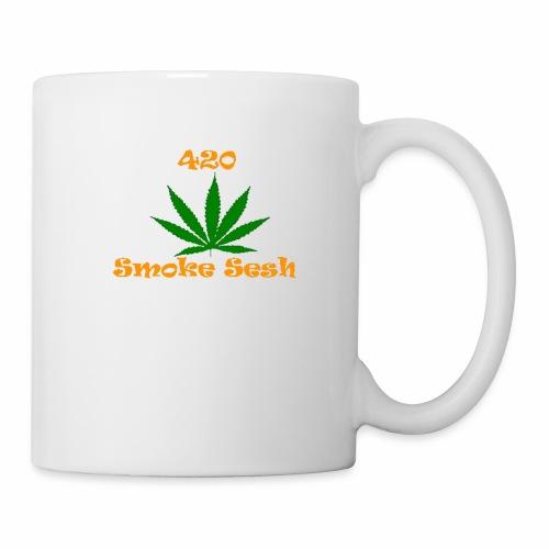 420 Smoke Sesh - Coffee/Tea Mug