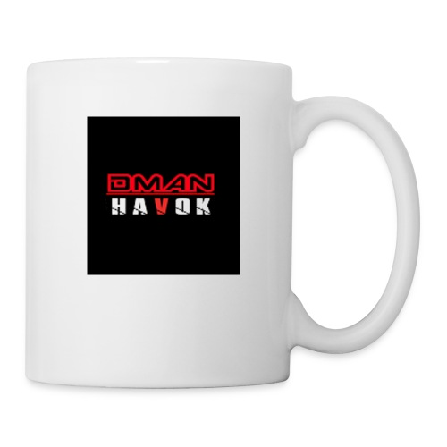 Dman HAVOK shirt - Coffee/Tea Mug