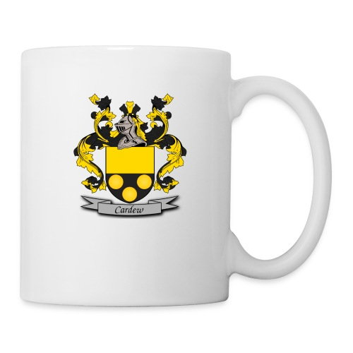 Cardew Family Crest - Coffee/Tea Mug