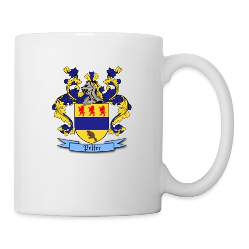 Peffer Family Crest - Coffee/Tea Mug