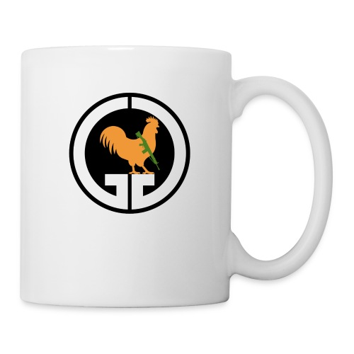 Gizzard Gary logo - Coffee/Tea Mug