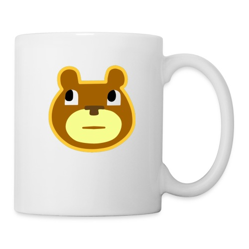 sarcasm bear no text - Coffee/Tea Mug