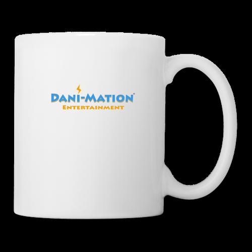 DaniMation Logo - Coffee/Tea Mug