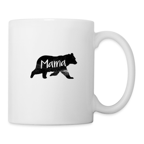 Mama Bear, Mommy Bear, Mother Bear, Mother's Day - Coffee/Tea Mug