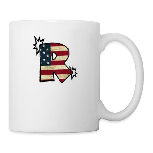 SuppzReviews R Logo - Coffee/Tea Mug