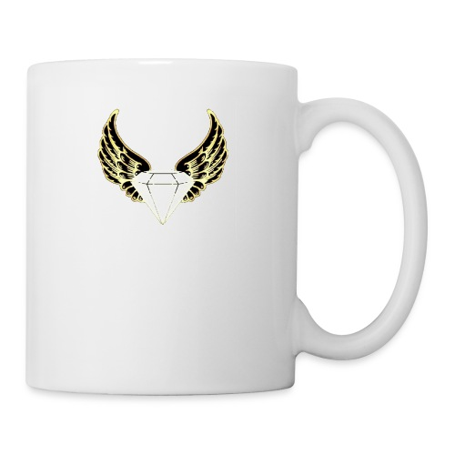 black and yellow glo edition - Coffee/Tea Mug