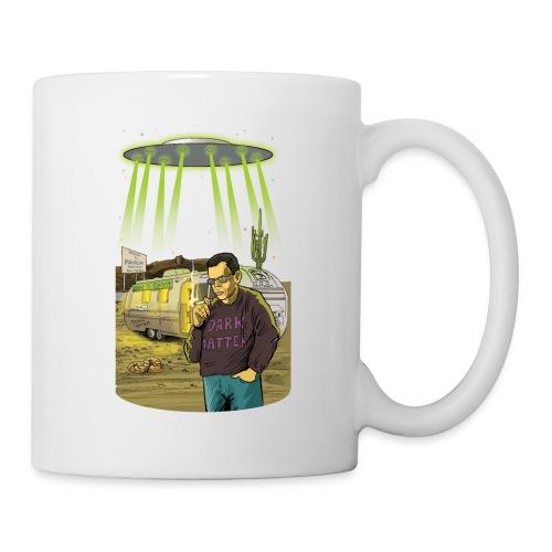 Art Bell Coast to Coast UFO Sighting - Coffee/Tea Mug