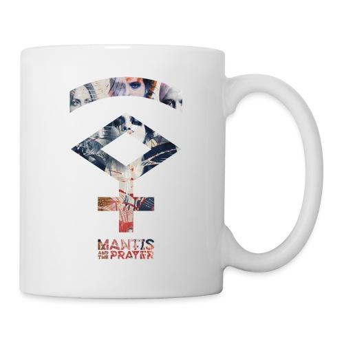Mantis and the Prayer- Symbol Design - Coffee/Tea Mug