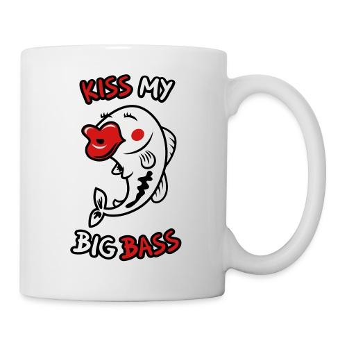 Kiss My Big Bass - Coffee/Tea Mug