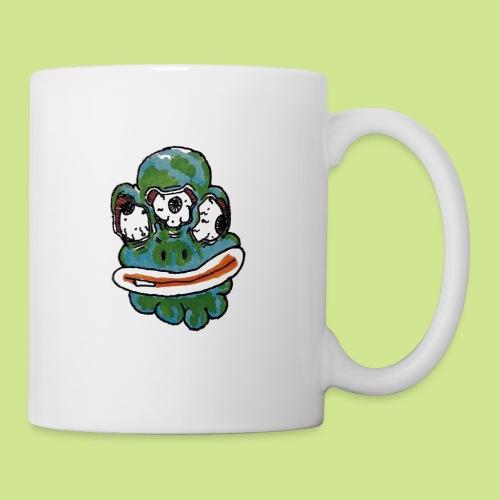 Earth Face - Coffee/Tea Mug