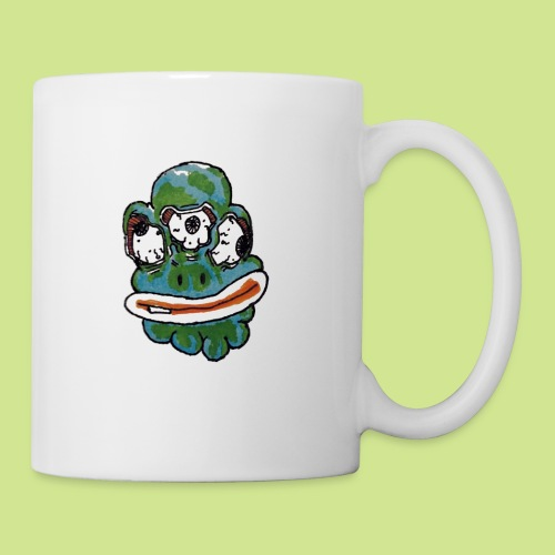 Earth Face - Coffee/Tea Mug