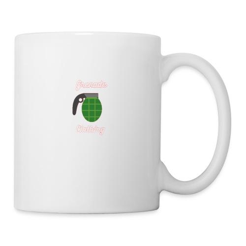 Grenade Clothing - Coffee/Tea Mug