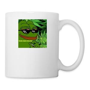 Smoke meme - Coffee/Tea Mug