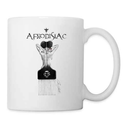 tshirtAfroArtD2 copy - Coffee/Tea Mug
