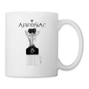 tshirtAfroArtD2 copy - Coffee/Tea Mug