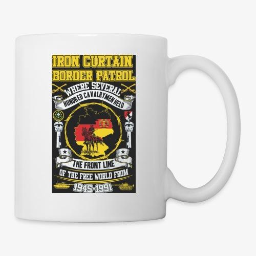 Border Patrol design for accessories - Coffee/Tea Mug