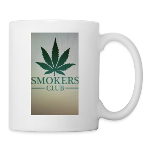 Smokers club - Coffee/Tea Mug
