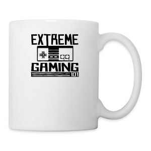 extreme gaming 101 accessories design - Coffee/Tea Mug