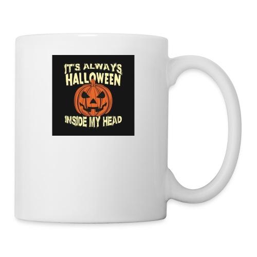 It's Always Halloween - Coffee/Tea Mug