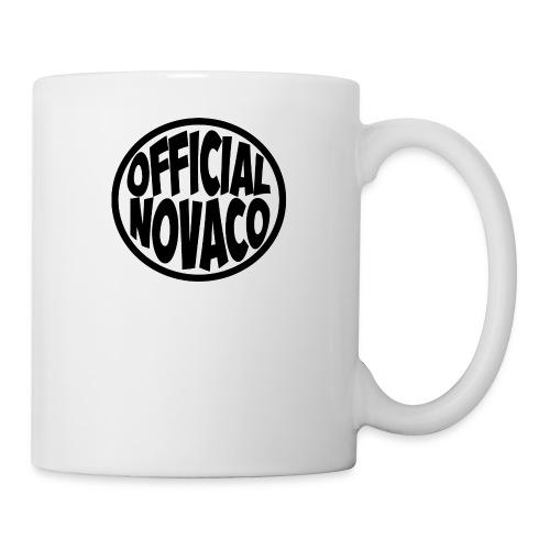 classic novaco round logo - Coffee/Tea Mug