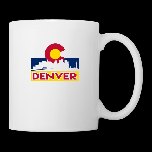 Denver, Colorado - Coffee/Tea Mug