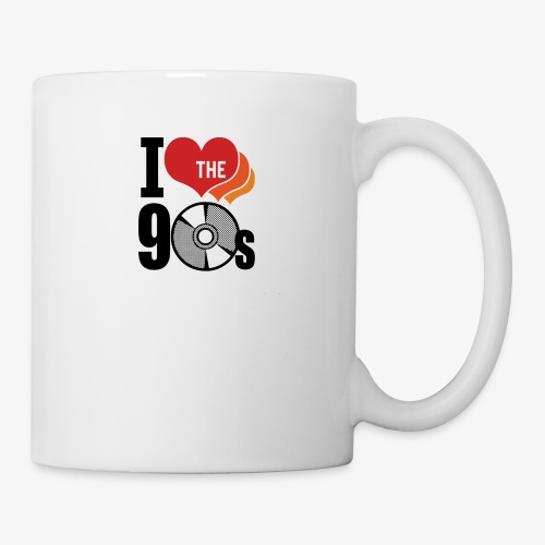 I love the 90s - Coffee/Tea Mug