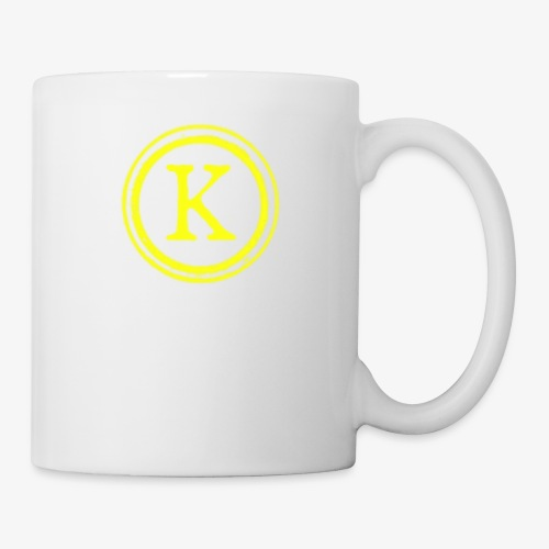 1000x1000 yellow logo - Coffee/Tea Mug
